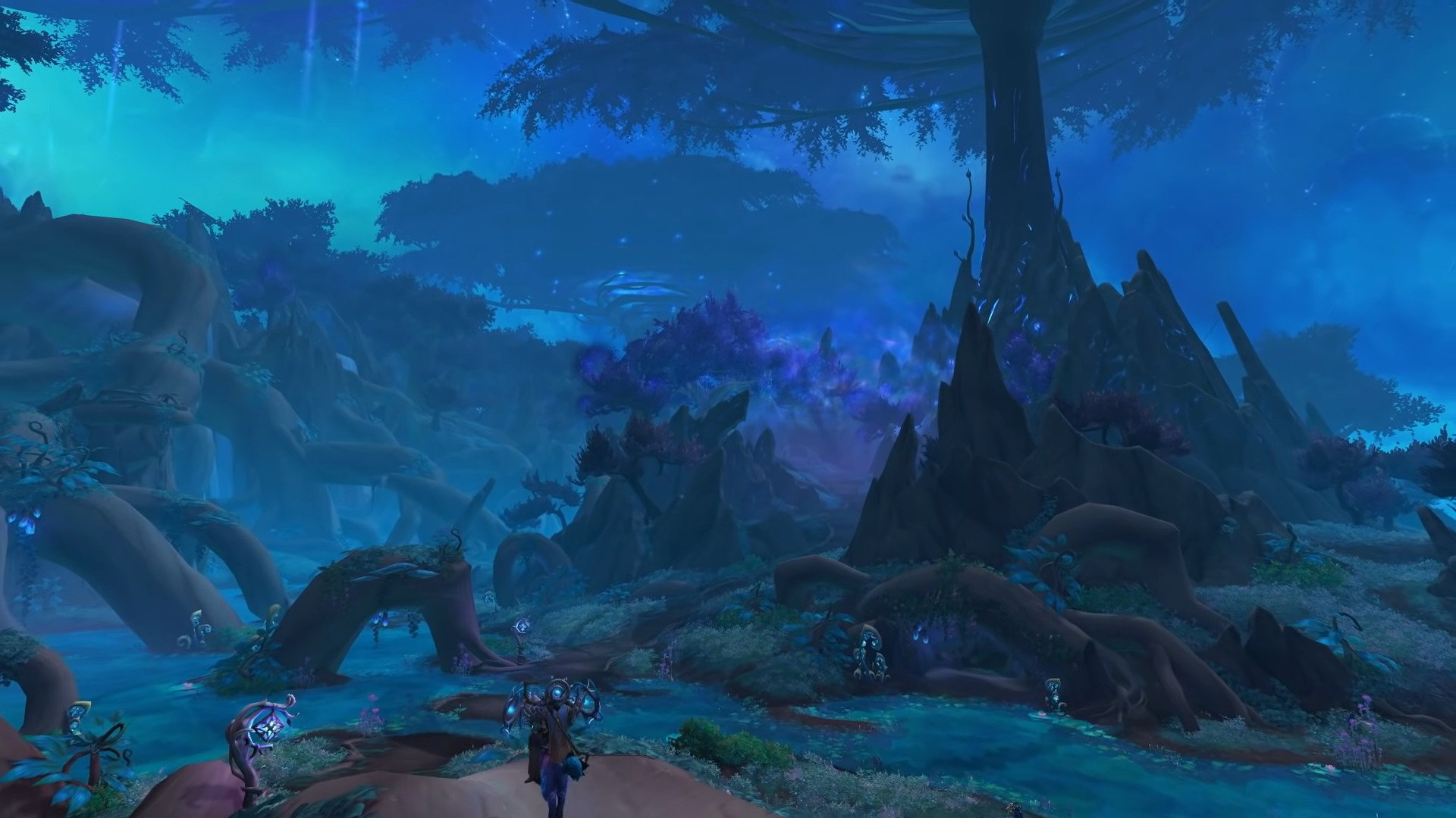 World Of Warcraft: Shadowlands Prepatch Set To Nerf All Previous Expansion's Raids And Dungeons