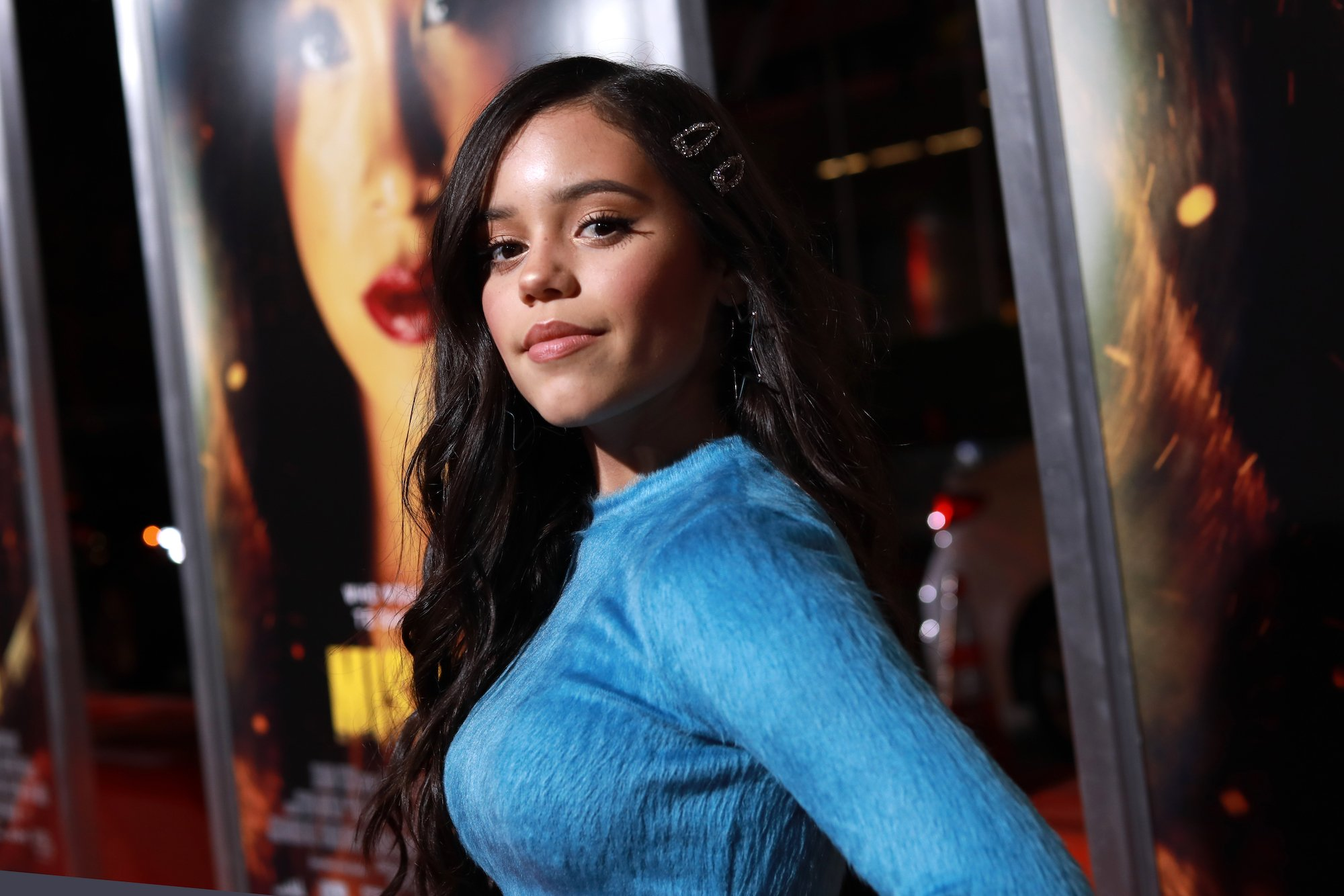 Jenna Ortega Gushes Over 'Dream Come True' Role In 'Scream 5,' Talks 'You' Character And More!