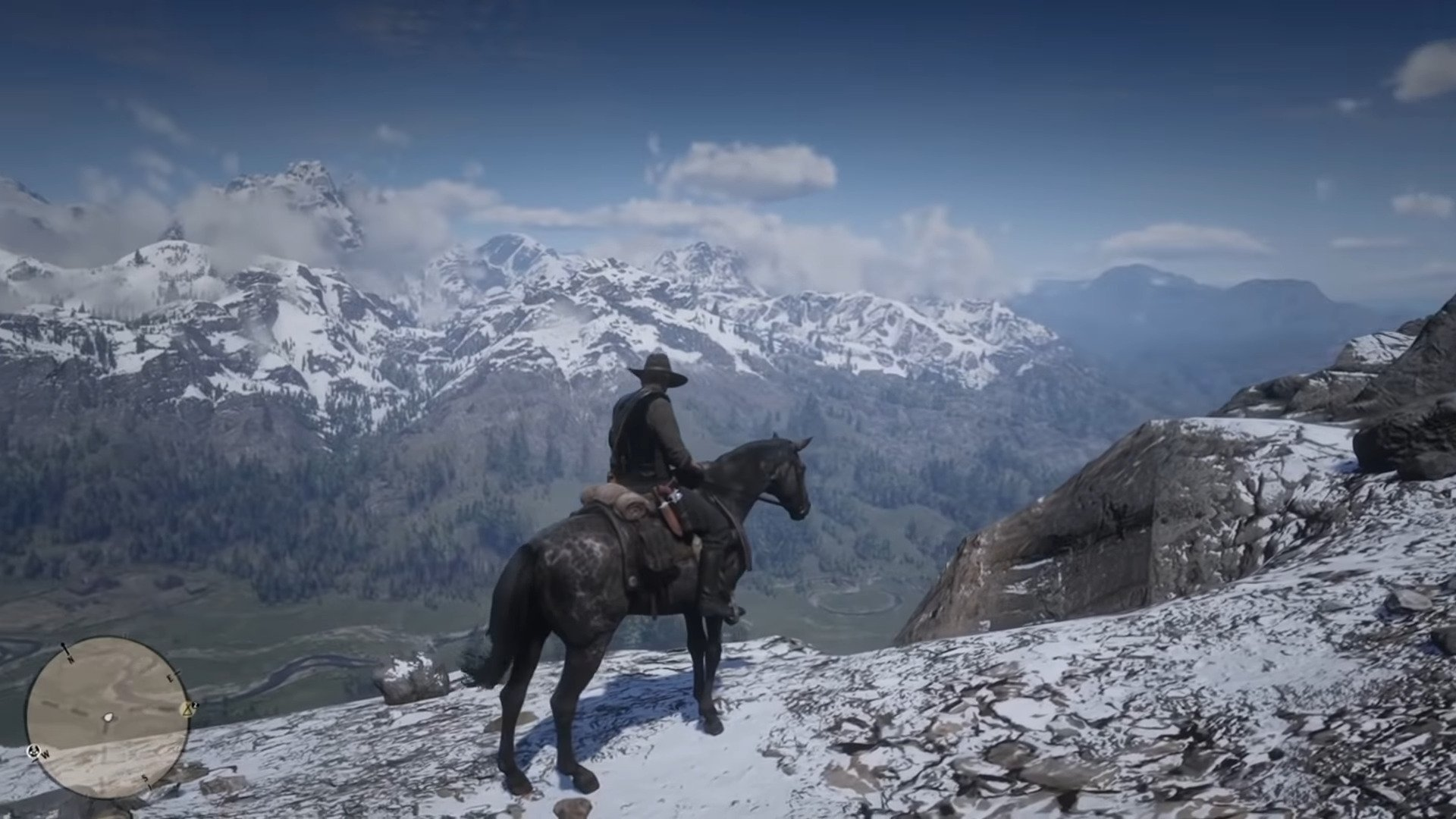Red Dead Redemption 2: A Guide To Unlocking Fast Travel, RDR2's Most Well-Kept Secret