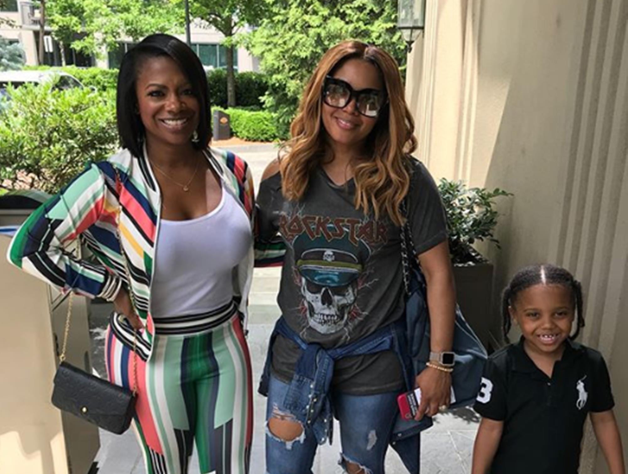 Rasheeda Frost Says She's The Luckiest Mom On Earth For National Son Day