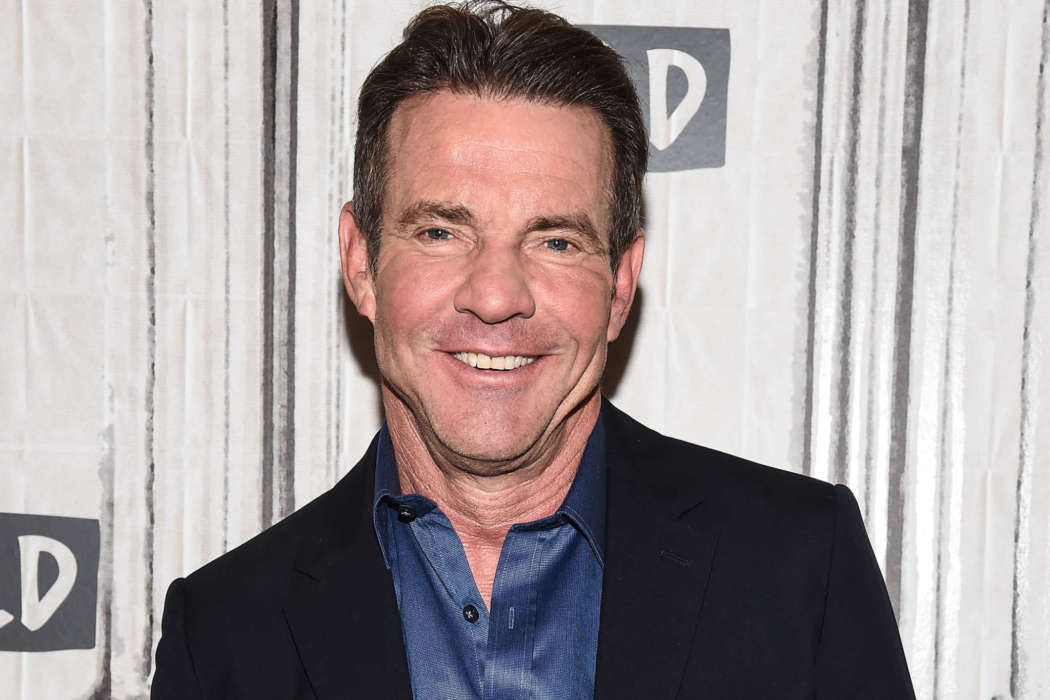 Dennis Quaid Is Participating In An Ad Put Up By The Trump Administration – The Campaign Costs $300 Million