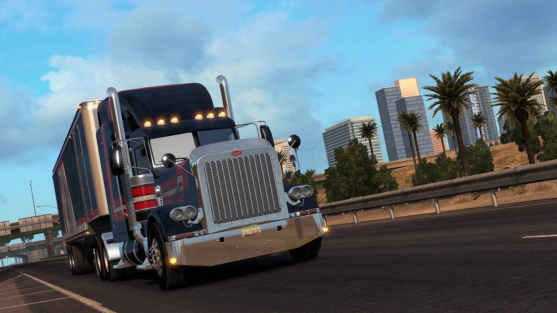 American Truck Simulator – Colorado DLC And The NEXT Western Star Collaboration Announced