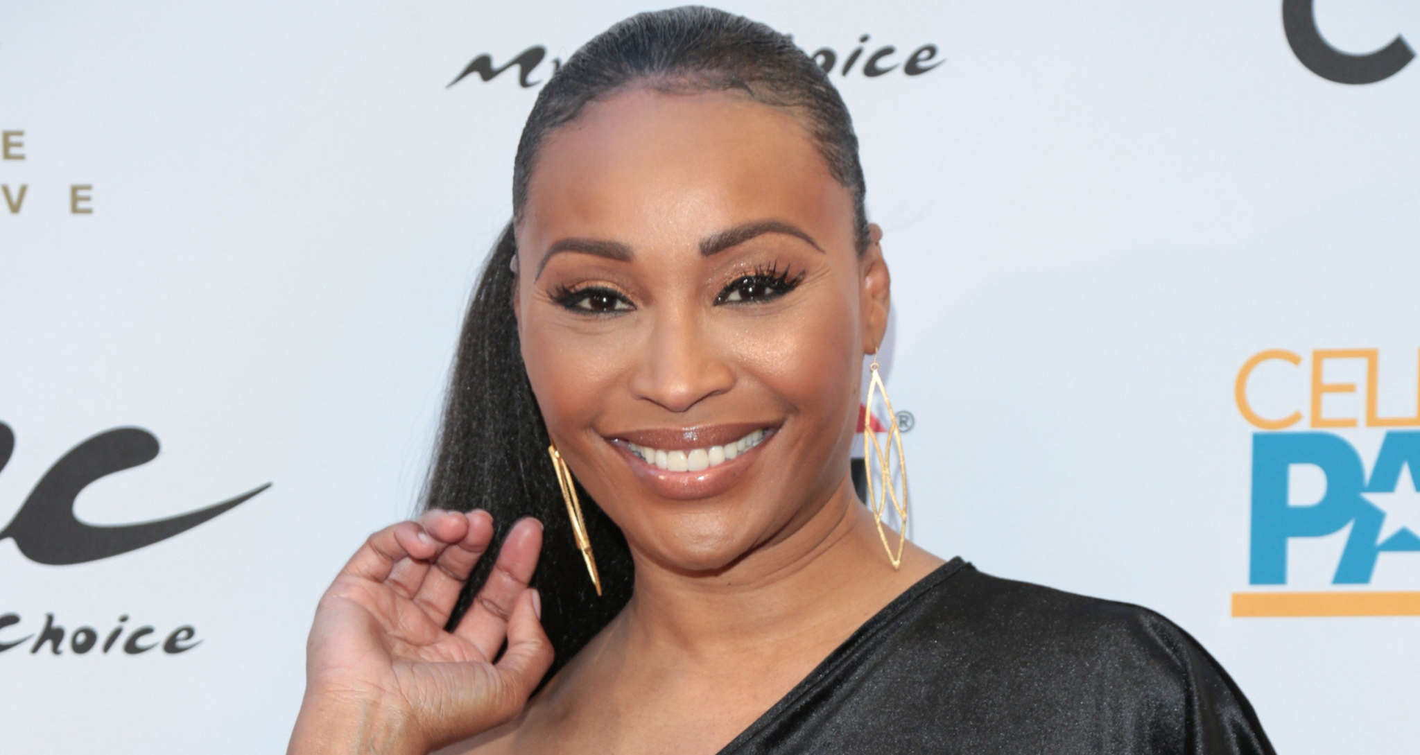 Cynthia Bailey Proudly Gushed Over Mike Hill And His Book