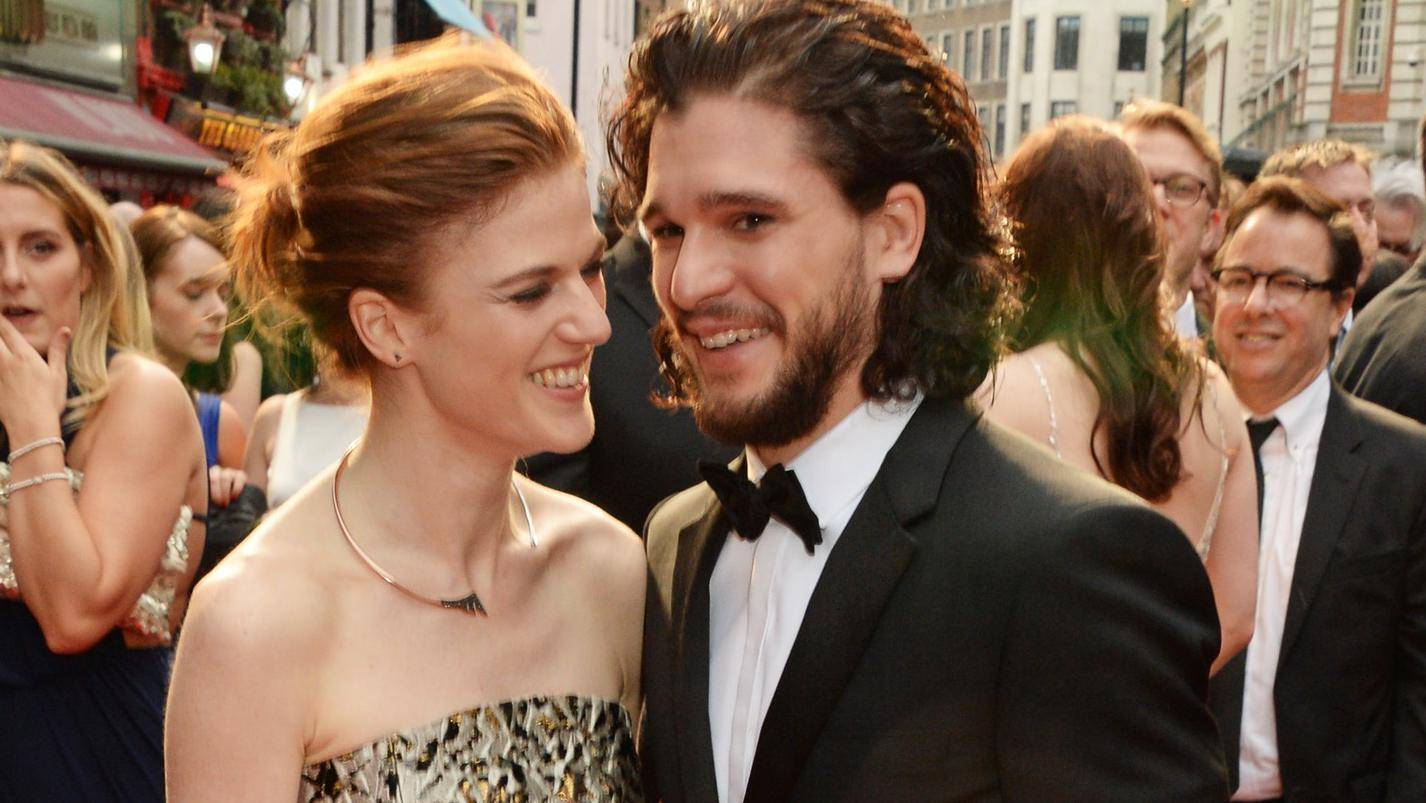 Kit Harington And 'Game Of Thrones' Co-Star Rose Leslie Expecting Their First Child!