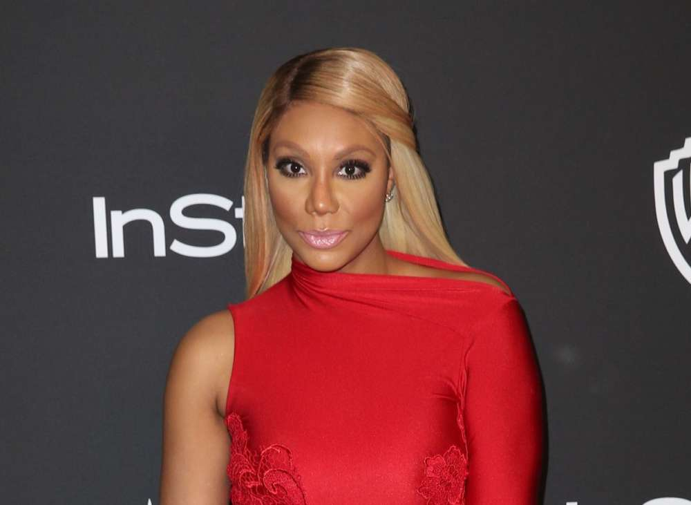 Tamar Braxton Updates Fans Following Her Reported Suicide Attempt