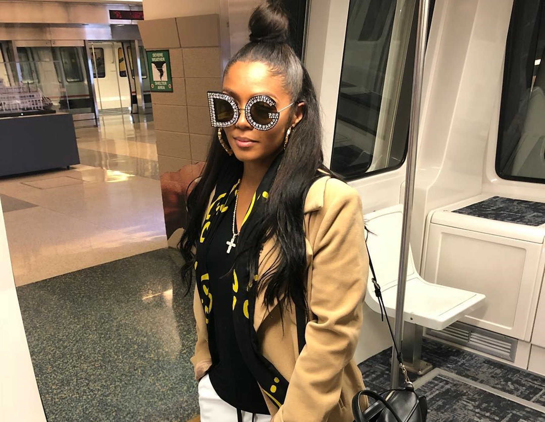 Rasheeda Frost Is Spreading Fall Vibes In Her Recent Video