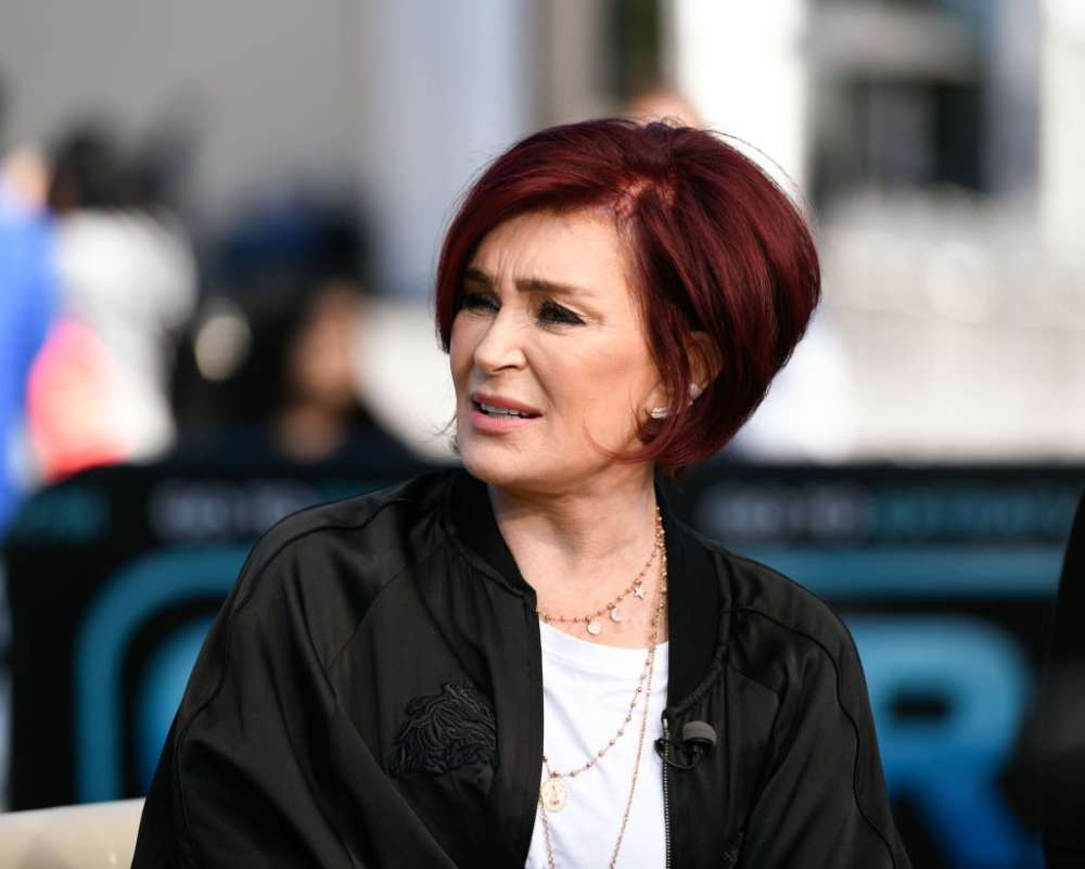 Sharon Osbourne Is Now In Quarantine After Her 3-Year-Old Granddaughter Catches Coronavirus