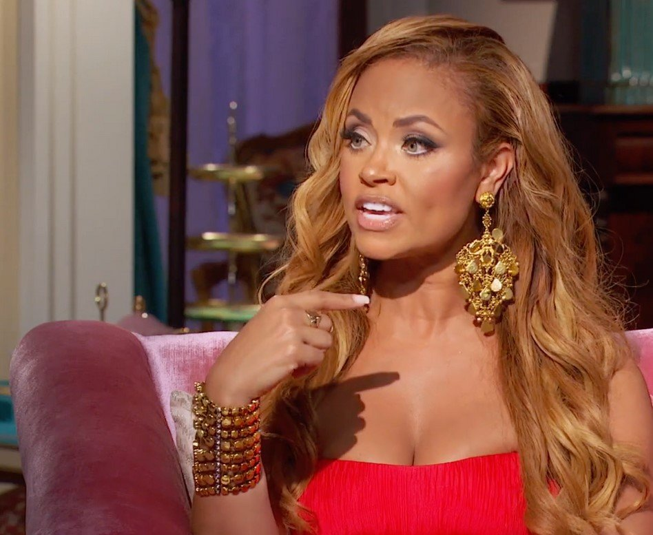'RHOP' Star Gizelle Bryant Explains Why She Was So Upset After The Fight Between Monique And Candiace