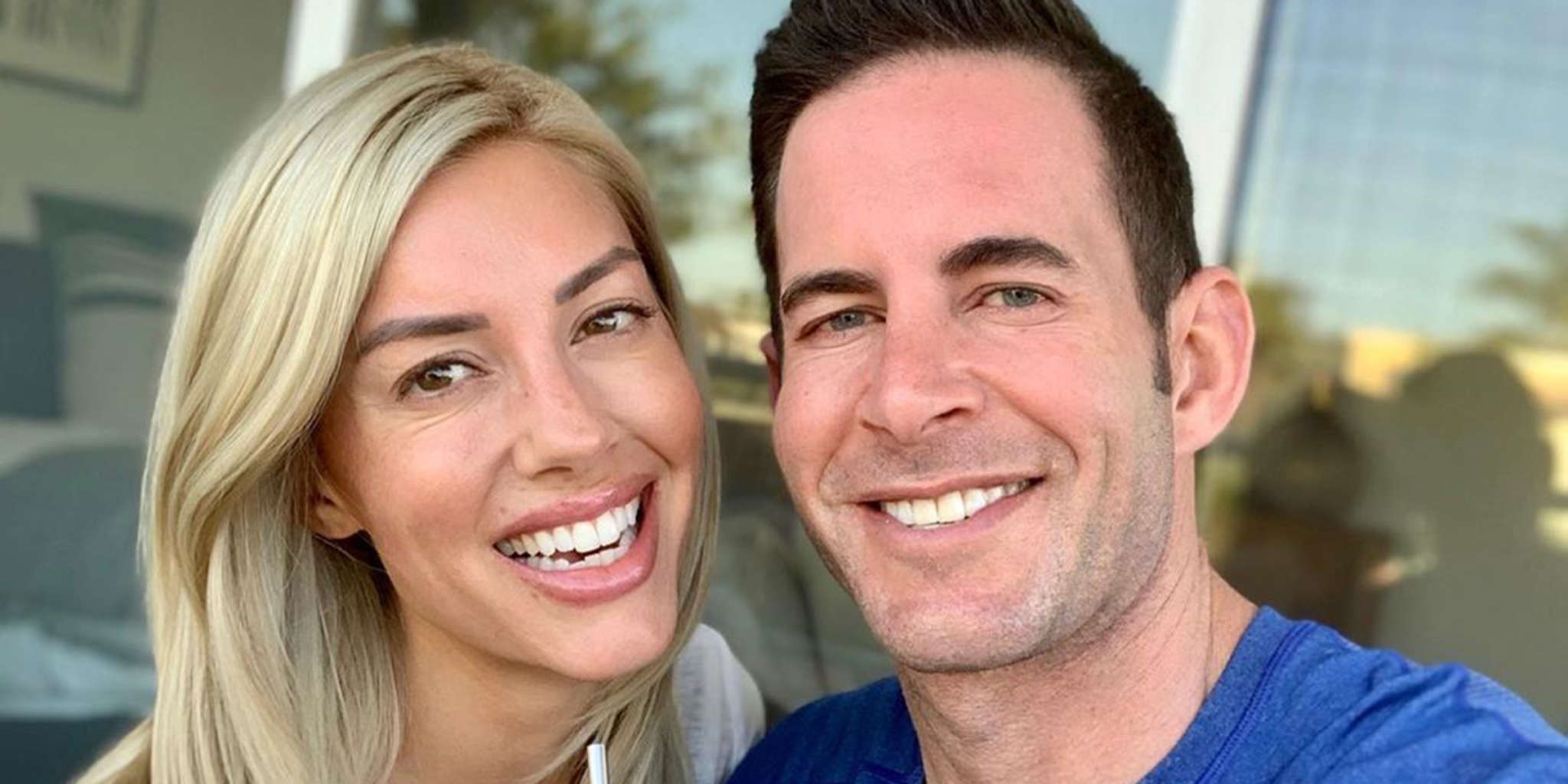 Tarek El Moussa Says He's 'So Excited About Life' With Fiancee Heather Rae Young!