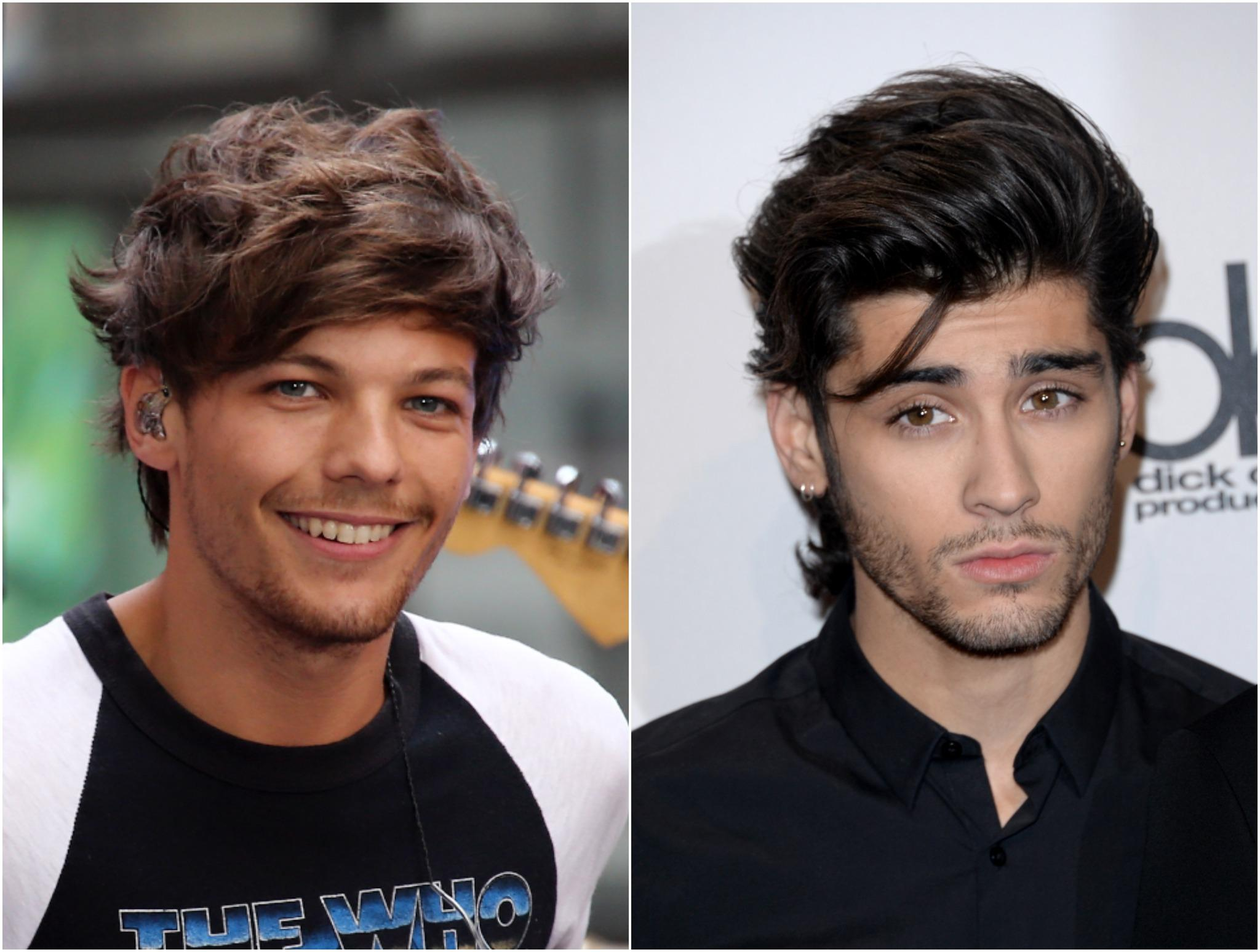 Louis Tomlinson Reacts To Zayn Malik's Post About Becoming A Dad And Fans Can't Contain Their Feels!