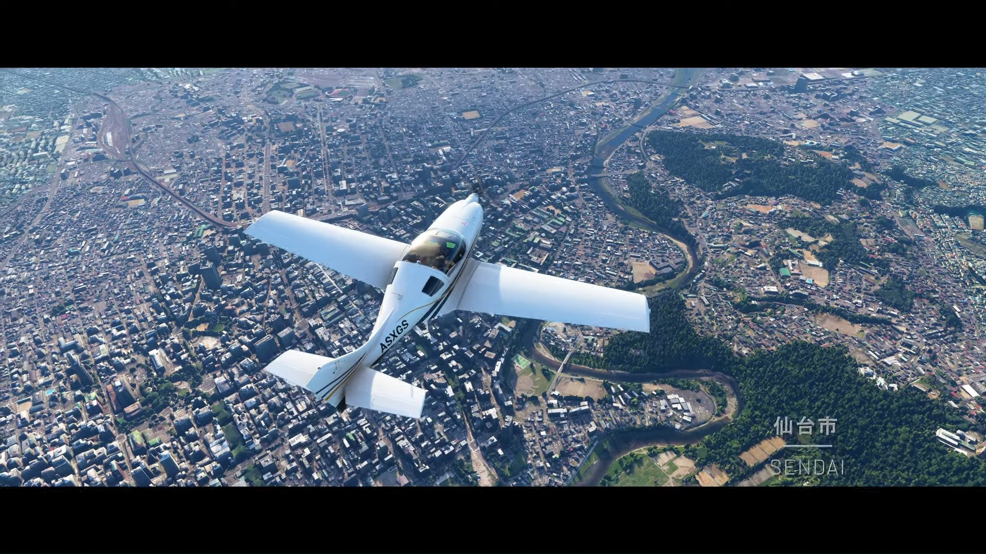 Microsoft Flight Simulator's New Japan Update Covers The Entire Country And It Looks Amazing