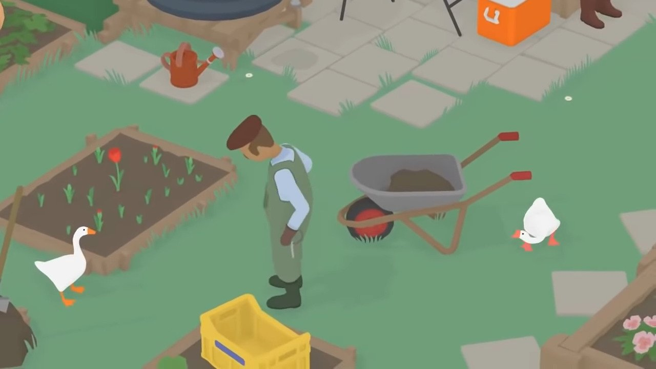 Share The Goose Antics With Untitled Goose Game's Co-Op Update Arriving Today
