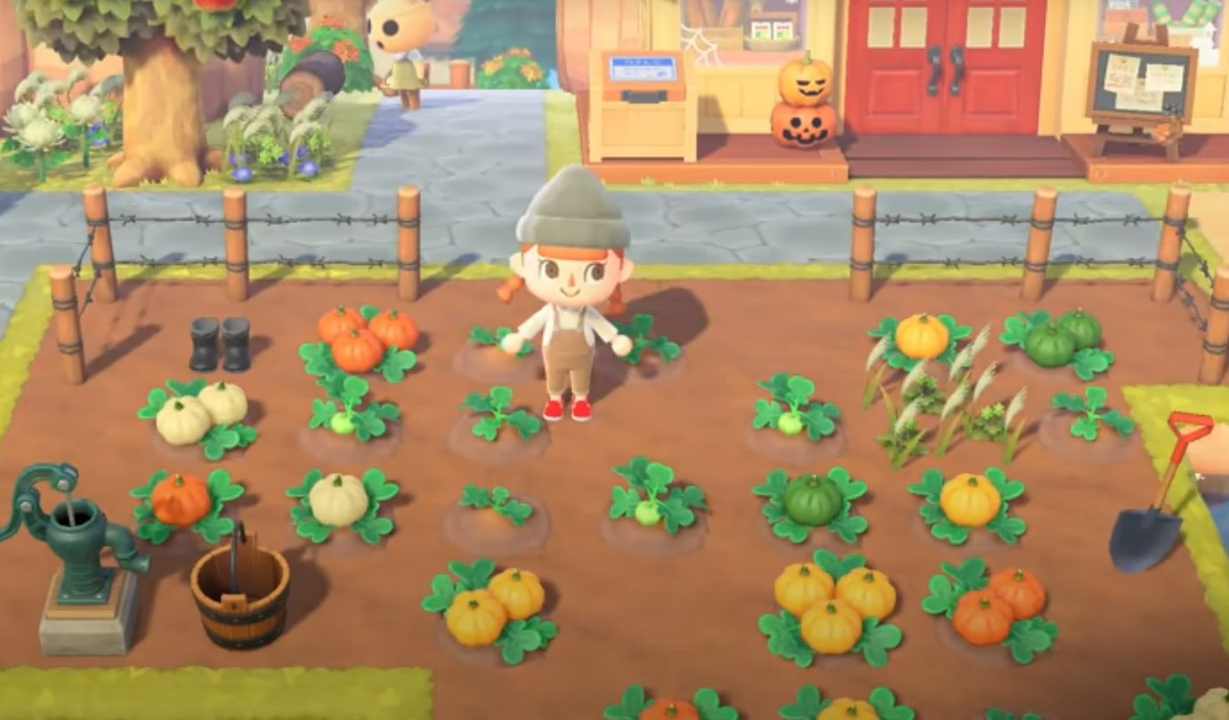 Bugs, Fish And Everything New This October In Animal Crossing: New Horizons