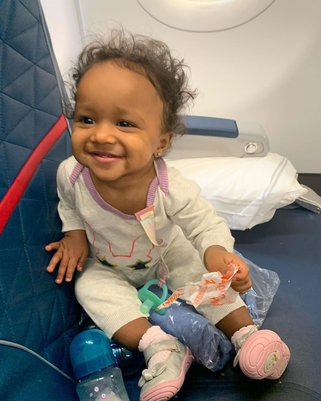 Kenya Moore's Video Featuring Her Baby Girl, Brooklyn Daly Make Fans Smile – See The Gorgeous Ladies