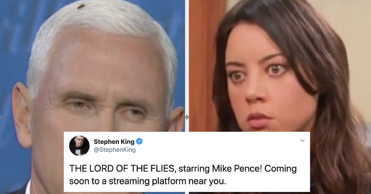 25 Celebrity Reactions To The Vice Presidential Debate