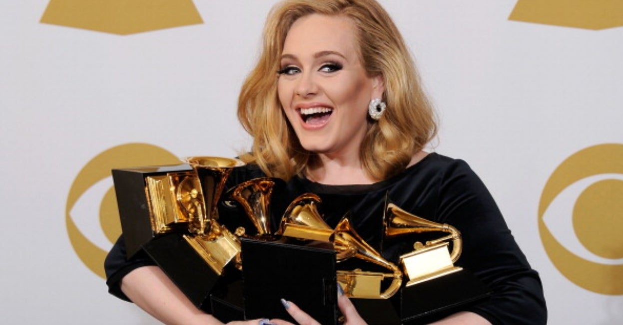 """Adele Is Hosting """"SNL"""" For The First Time, And Her Excitement Is Absolutely Adorable"""