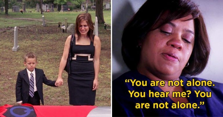 37 TV Episodes That Are So Devastating, People Cry Every Single Time They Watch Them