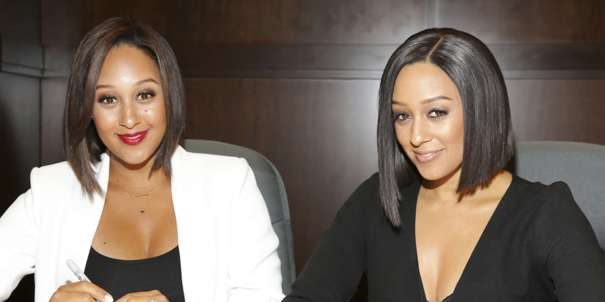 Tia And Tamera Mowry Have Not Seen Each Other In Six Months — Twins Bracing For Tearful Reunion