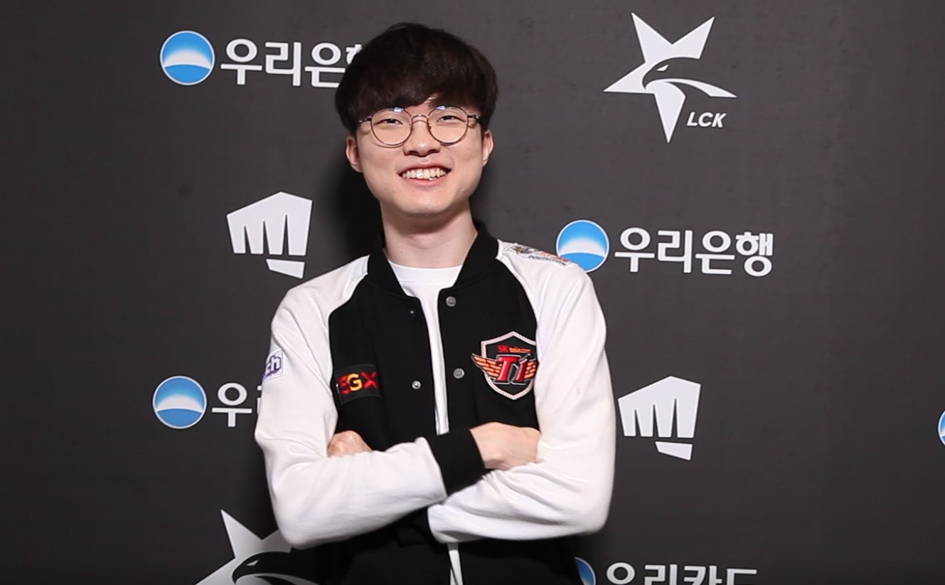 T1's Faker And Teddy Were Featured In Latest League Of Legends: Wild Rift Advertisment In Korea