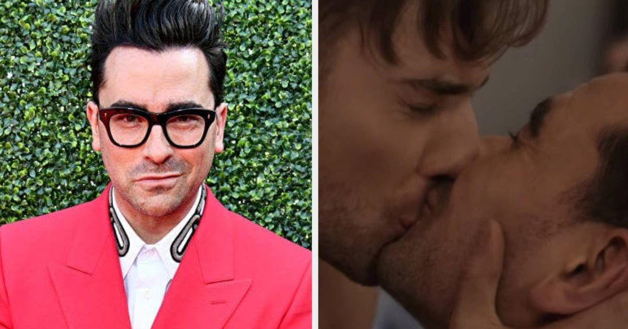 """Schitt's Creek"" Creator Dan Levy Called Out Comedy Central India For Censoring ""Gay Intimacy"""