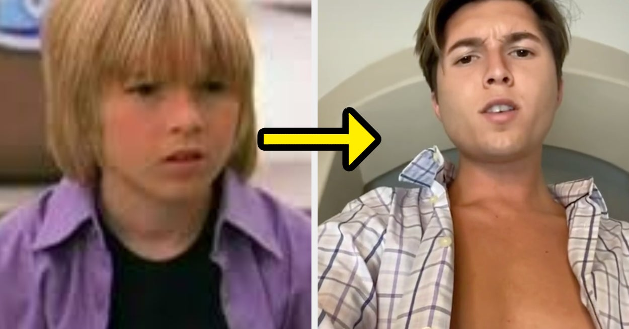 """The Innocent Little Brother From """"Zoey 101"""" Is All Grown Up And Posting Super-Sexual TikToks"""