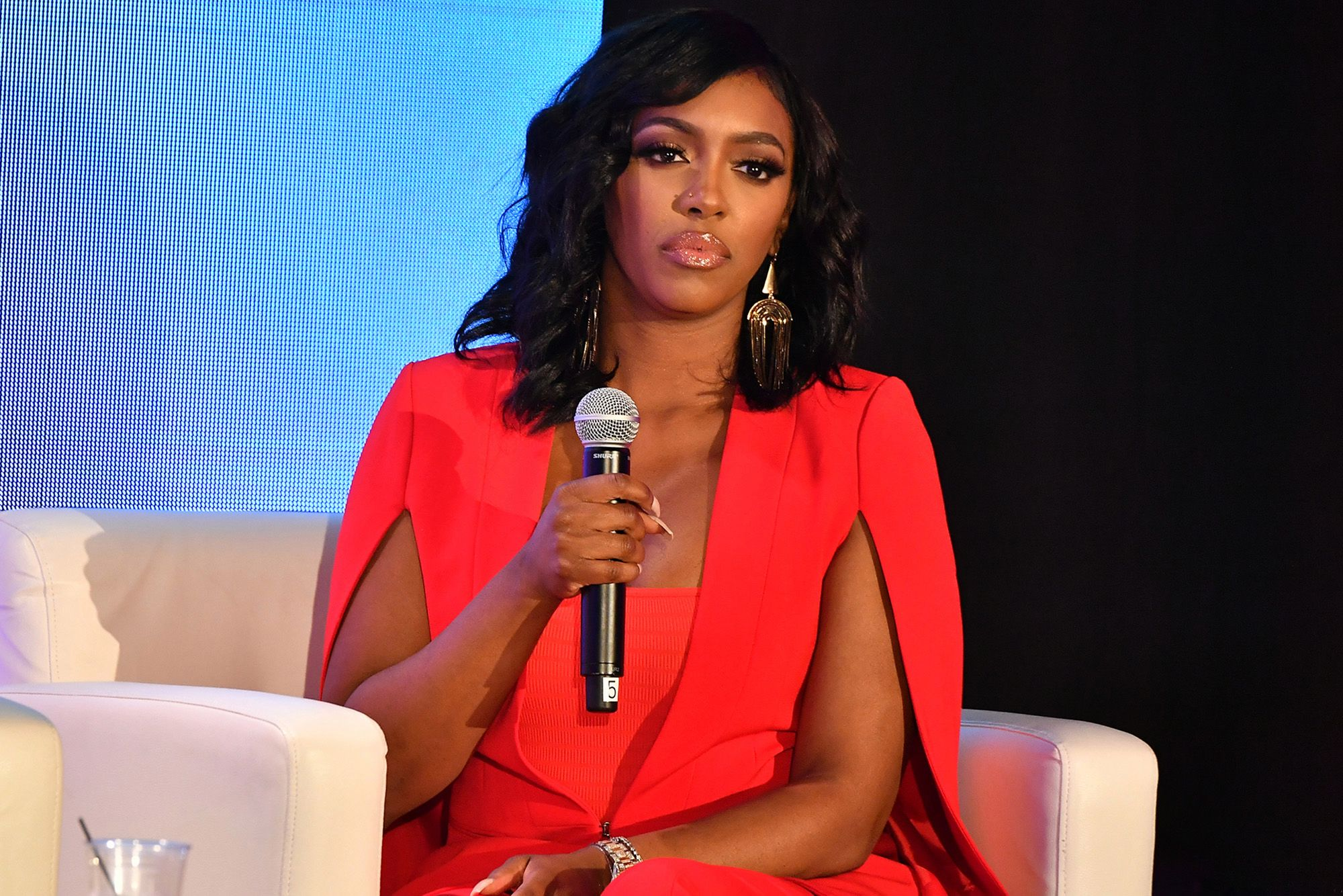 Porsha Williams Reveals Fans One Of Her Favorite Shows – Check Out Her Message
