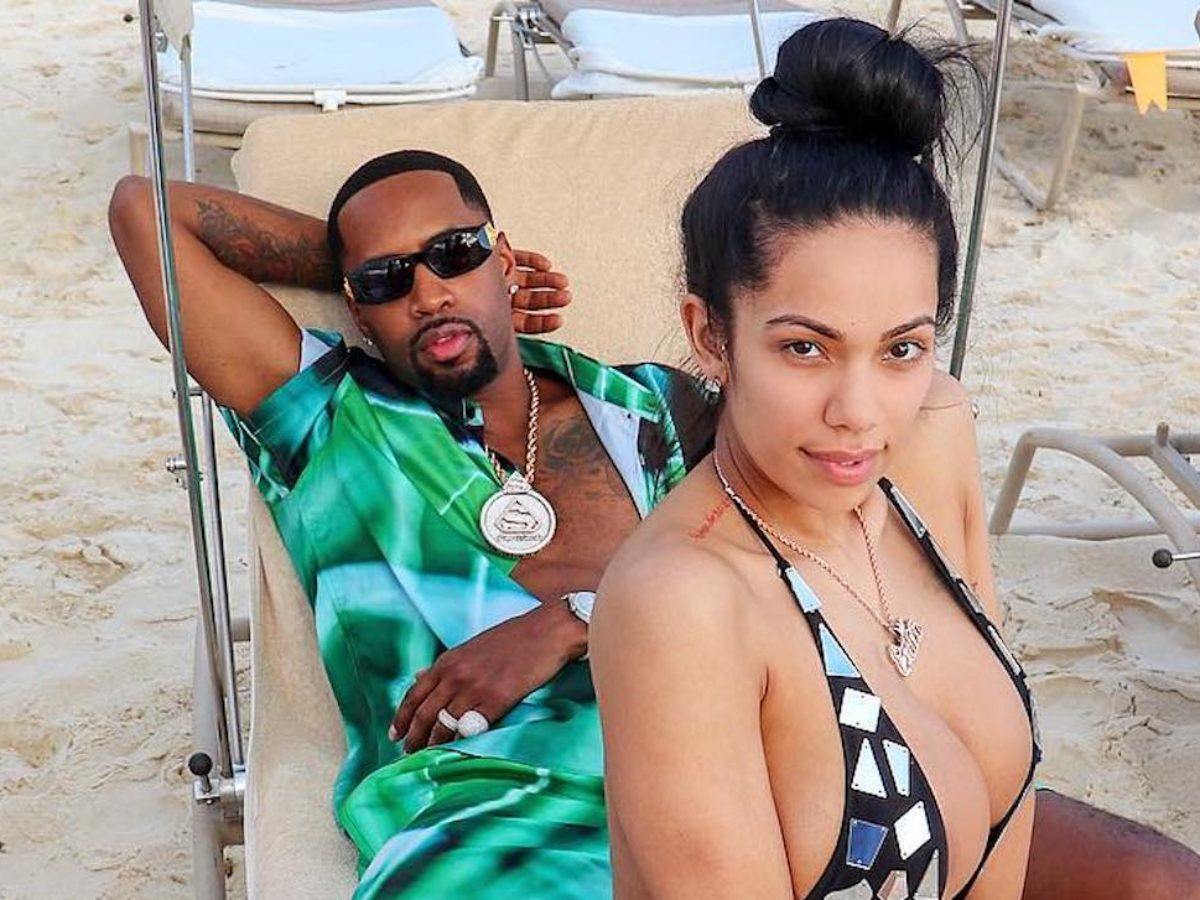 Safaree Shares A Video Of Him Working Out And Fans Are In Awe