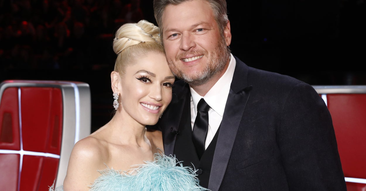 Gwen Stefani And Blake Shelton Celebrated Thanksgiving Early, And Now We Feel Like We're Late