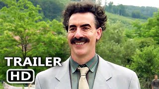 But, really, it's okay to call it Borat 2 if you want. That's basically what it is.