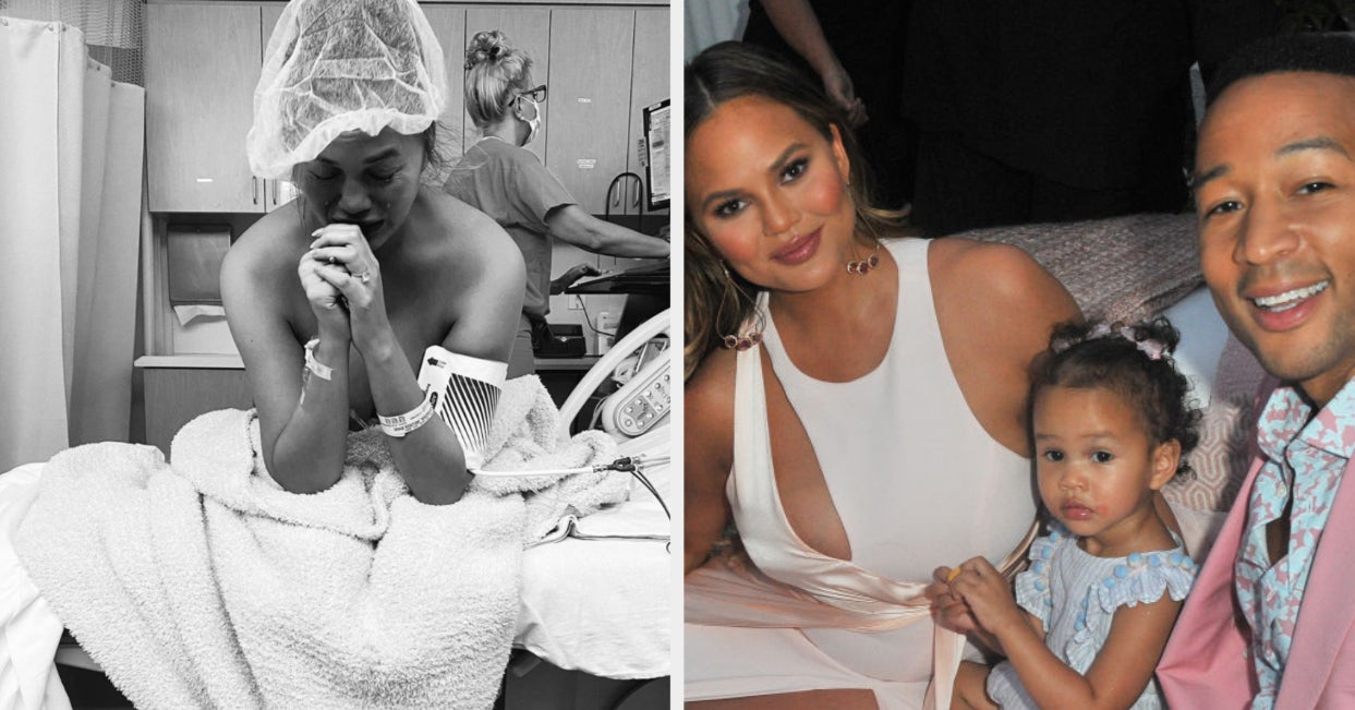 Chrissy Teigen Has Broken Her Silence After Her Pregnancy Loss