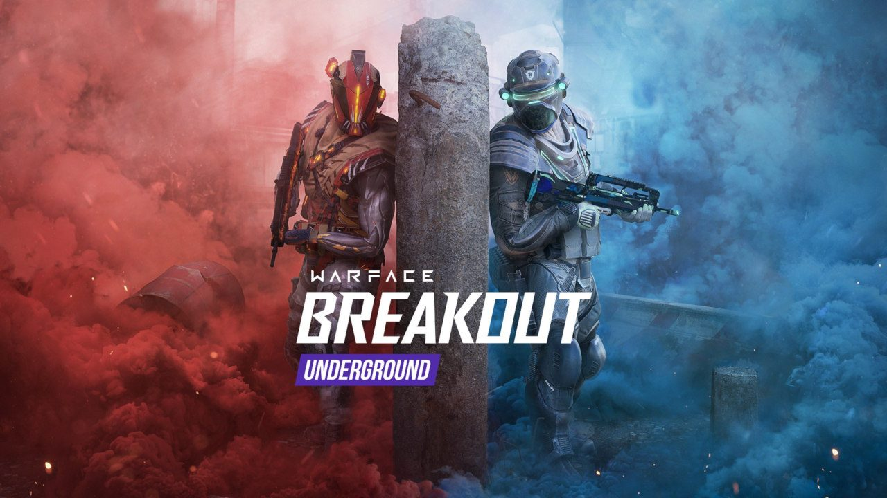 Warface: Breakout's Underground season arrives on PS4 today