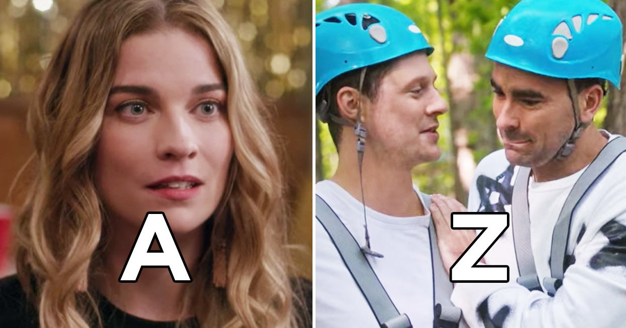 """This """"Schitt's Creek"""" A–Z Quiz Will Reveal If You Are More Like Johnny, Moira, David, Or Alexis"""