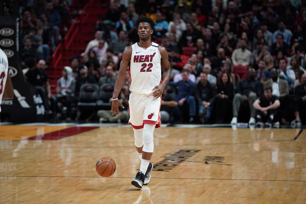 Jimmy Butler Keeps Miami's Title Hopes Alive, Heat Beat Lakers, 115-104
