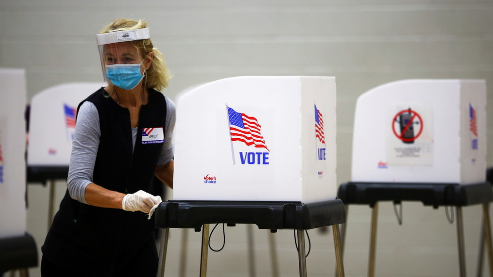Voters' remorse? Searches spike for 'can I change my vote' as US election enters home stretch