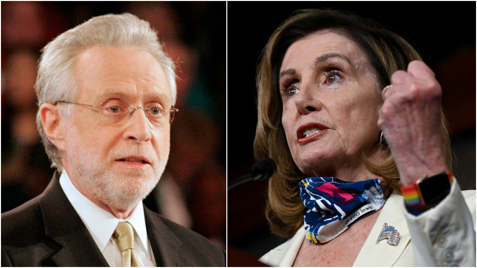 Nancy Pelosi goes BERSERK when Wolf Blitzer challenges her on pandemic relief talks, calls CNN 'apologists' for the REPUBLICANS