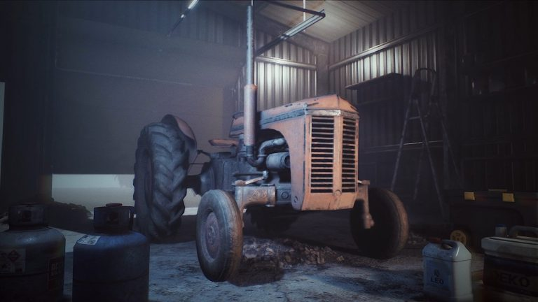 Become An Agricultural Mechanic In Ultimate Games S.A.'s Upcoming Farm Mechanic Simulator