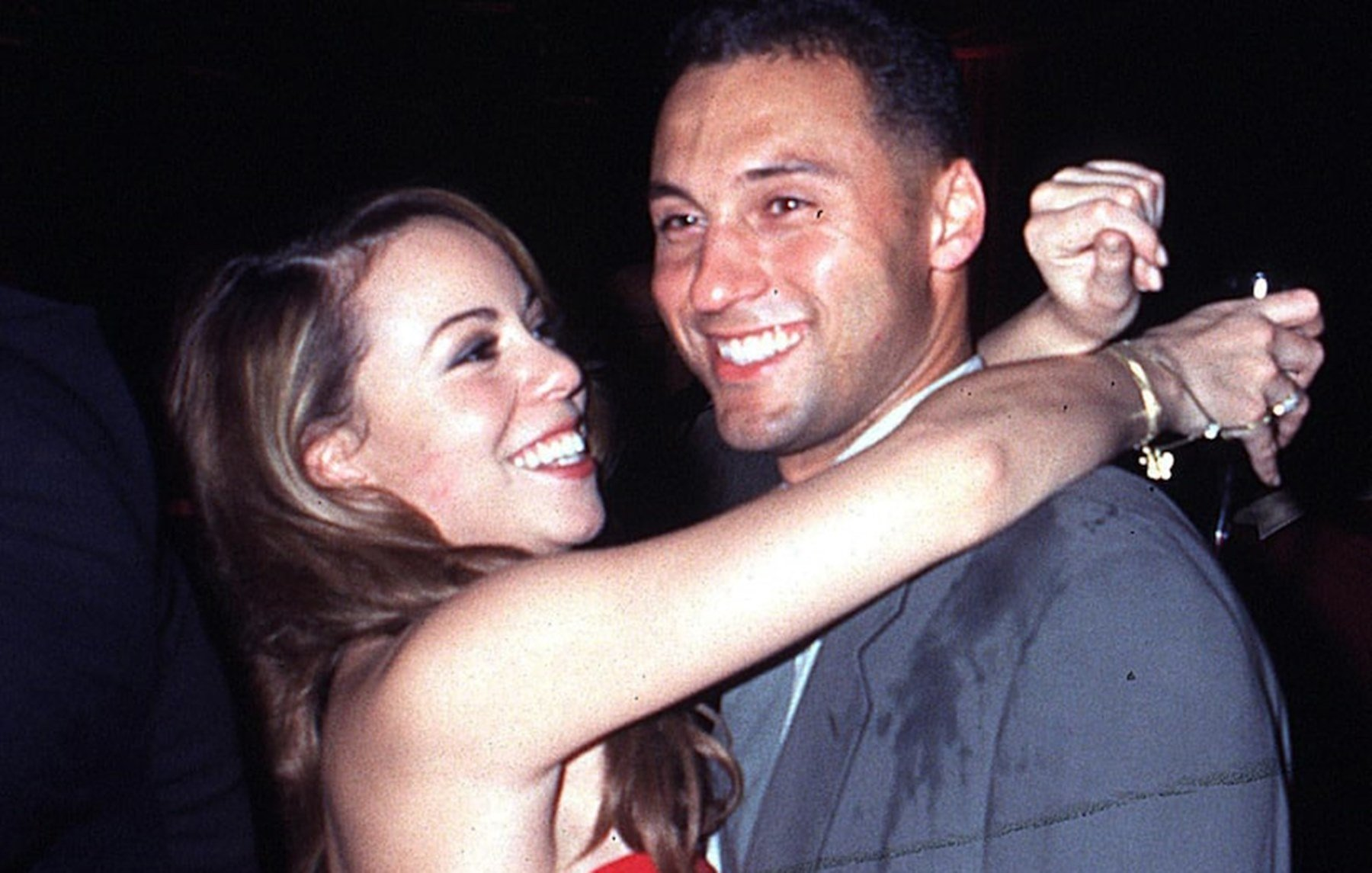 Mariah Carey Reveals Why She Dated Derek Jeter