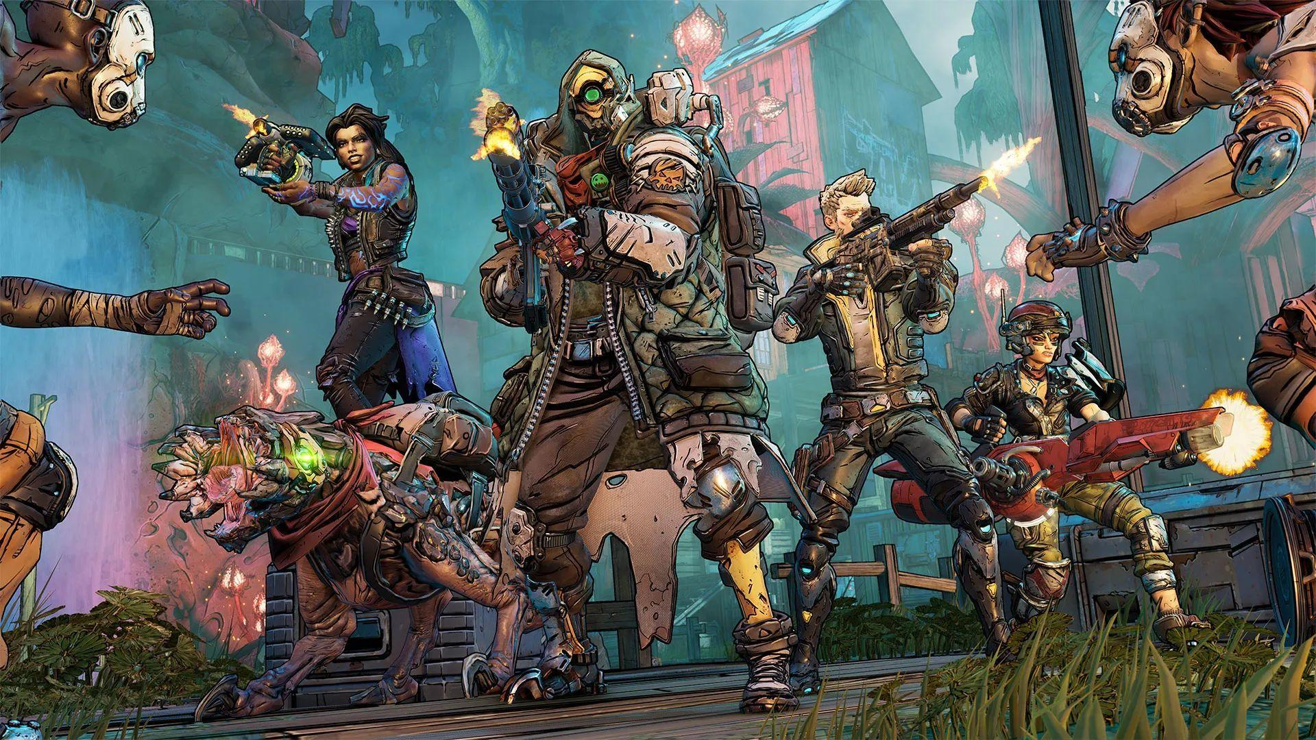 Gearbox Reveals Two New Skill Trees From Upcoming Designer's Cut DLC