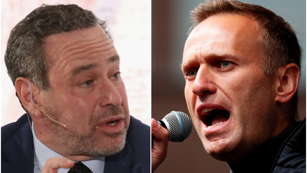 'Axis of Evil' architect David Frum blasted after lamenting Germany 'sitting in America's chair' for treating Navalny
