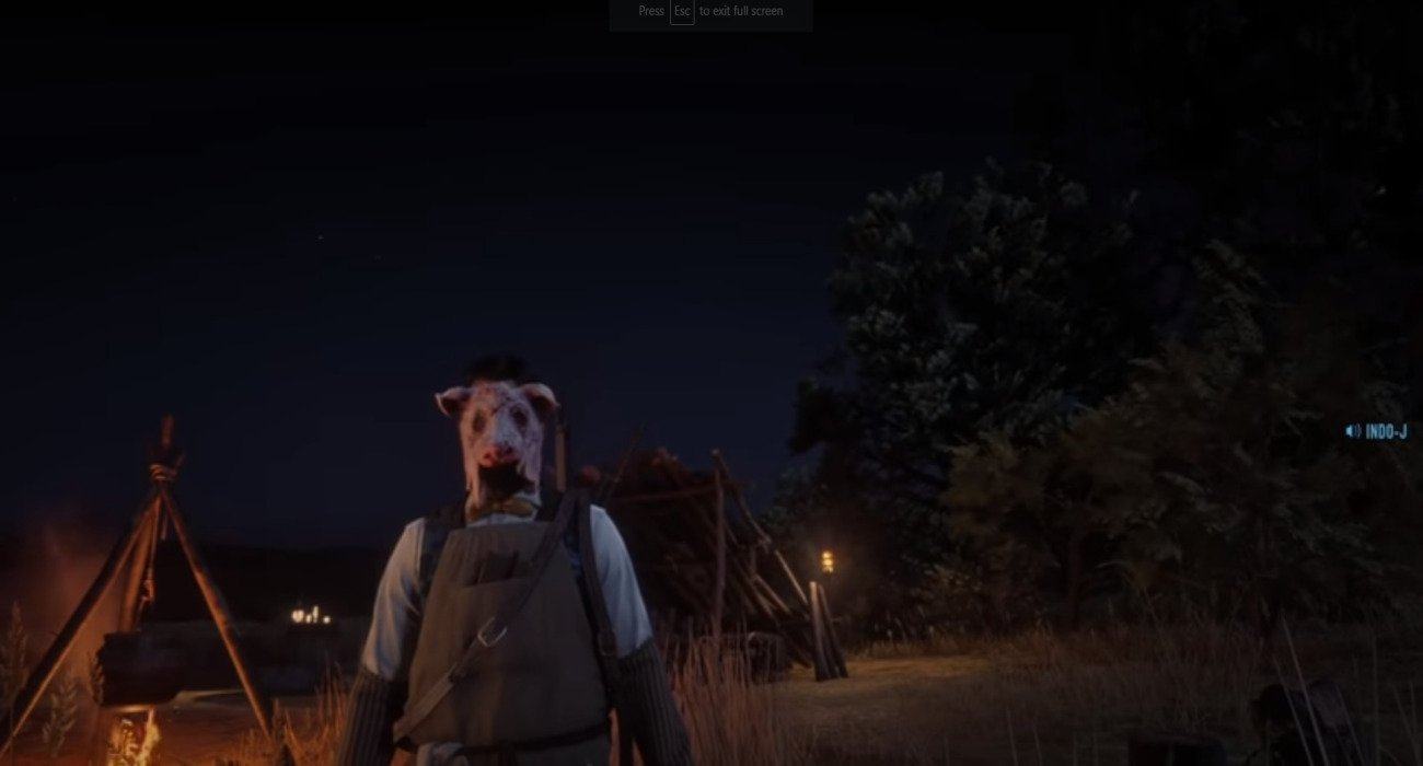 Red Dead Online Is Getting A Dead Of Night Mode This Week, Just In Time For Halloween