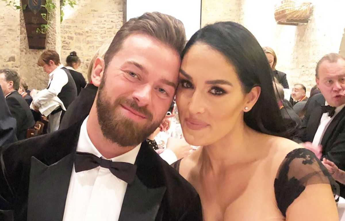Artem Chigvintsev And Nikki Bella Are Already Teaching Their Son To Say THIS And It's Not 'Mom' And 'Dad!'