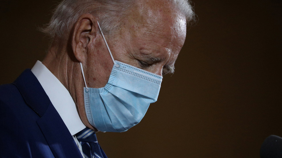 'No need to quarantine': Biden says he was wearing mask, '50+ feet away' from crew member who had Covid-19 on board campaign plane