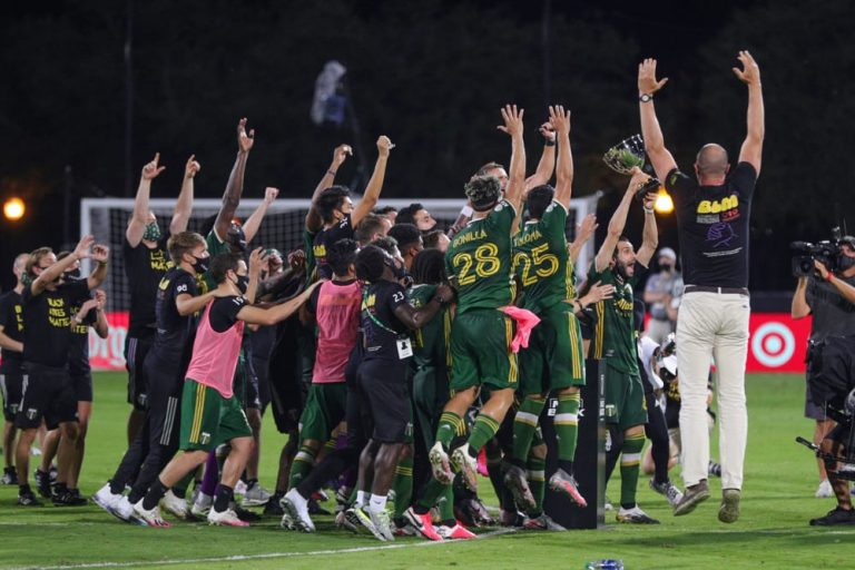 Ferocious Portland Timbers Smash Pale Galaxy in Los Angeles, Pack Half a Dozen 3-6