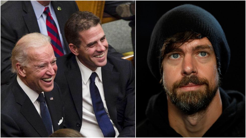 Twitter head Jack Dorsey blames 'poor communication' in Biden story takedown, downplaying Big Tech 'censorship' scandal