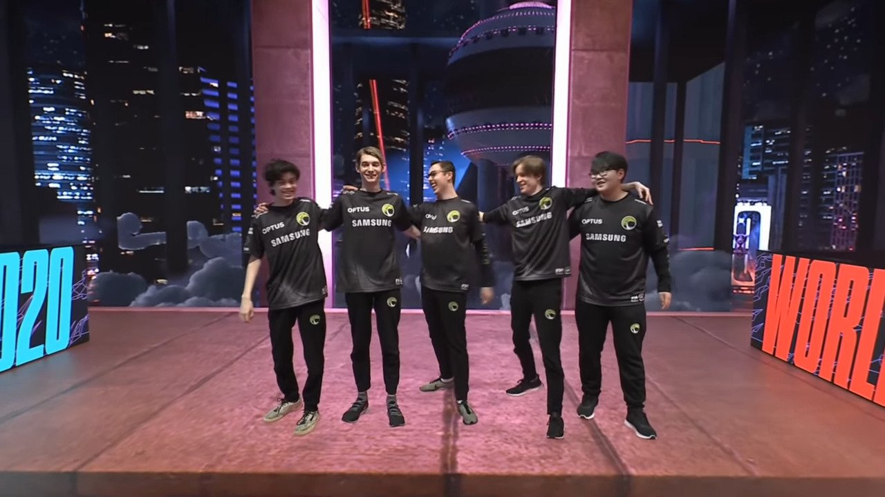 League Of Legends World Championship 2020 Play-In Stage Day Four: MAD Lions Vs Legacy Esports