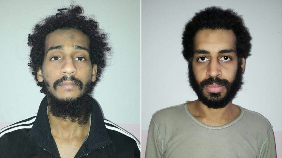 ISIS 'Beatles' plead NOT GUILTY to killings of US hostages, request jury trial