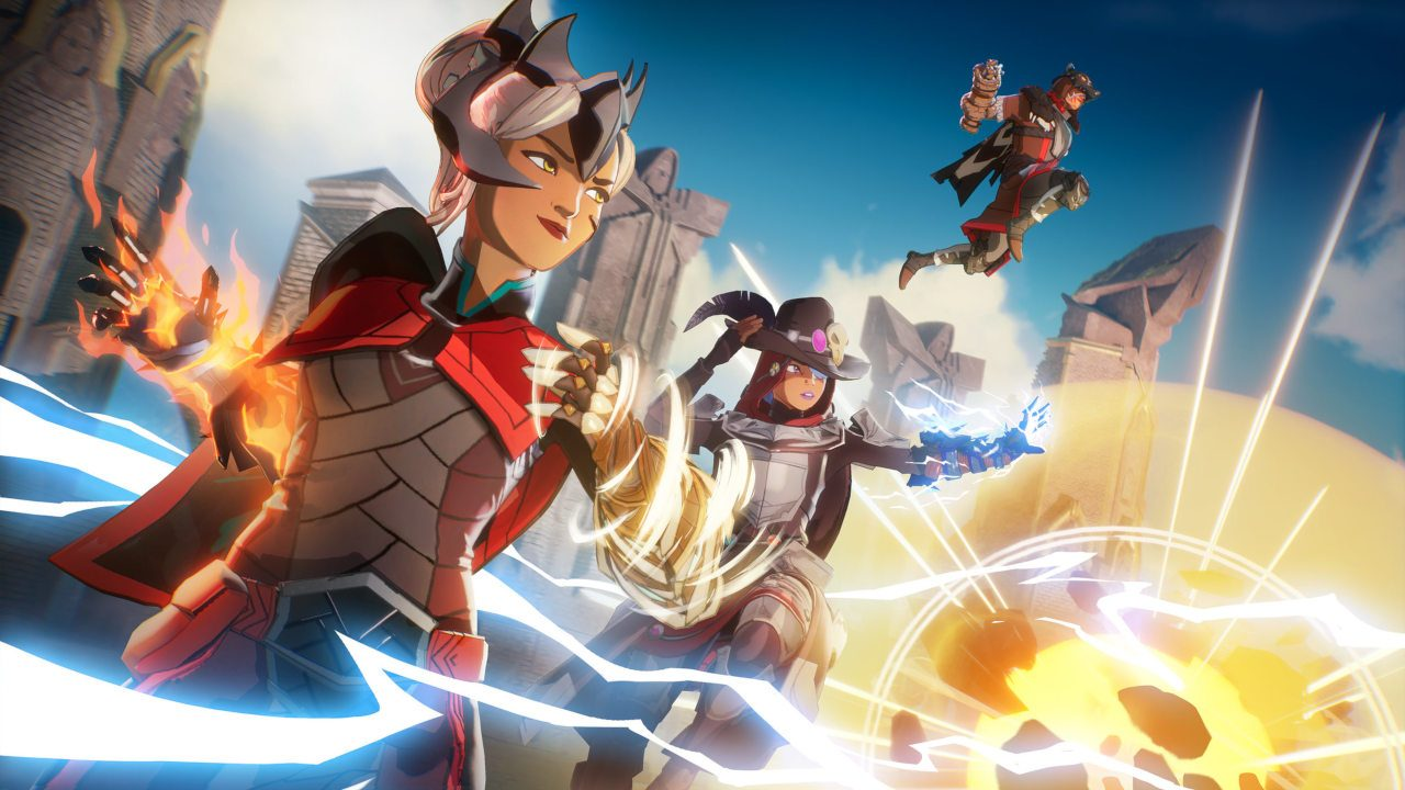 First details on Clash, a new team deathmatch mode coming to Spellbreak