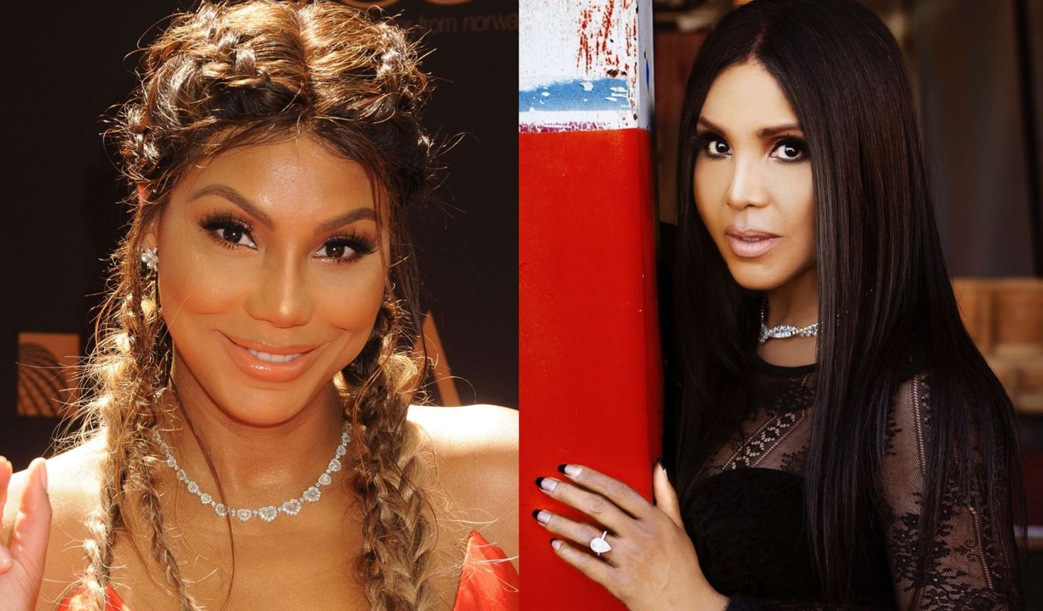 Tamar Braxton Shows Love To Her Fans After They Sent Her This Video