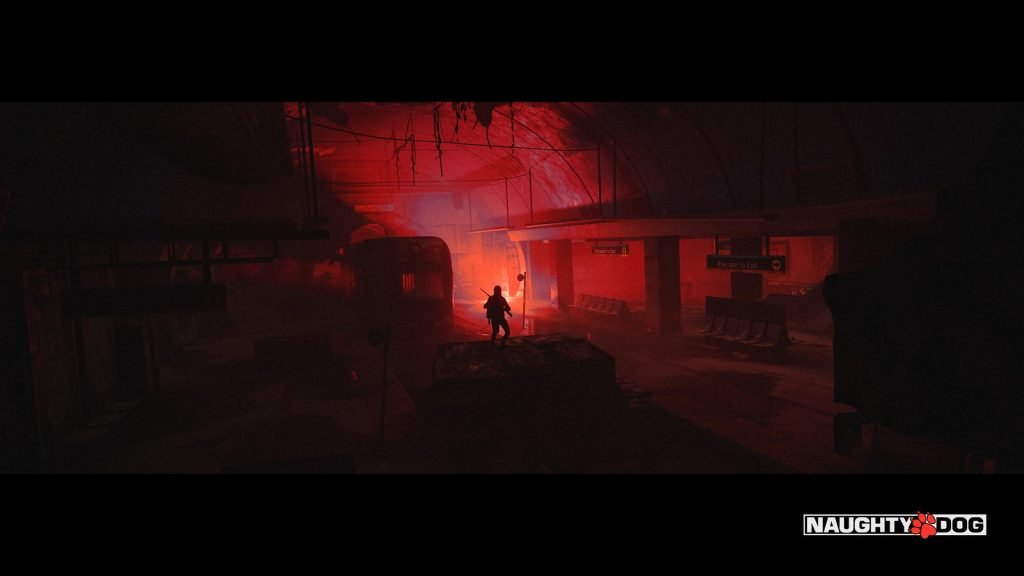 The Last of Us Part II_TunnelsColor_02 - Ashleigh Dale