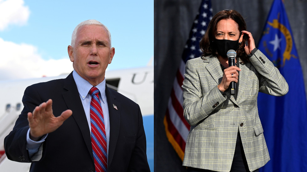 Distance and plexiglass: Democrats insist on BARRIER during upcoming Pence-Harris VP debate – report